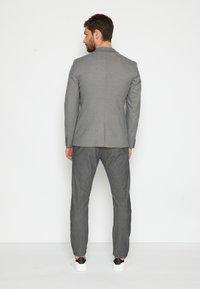 TOM TAILOR - DOBBY - Suit jacket - grey - 3