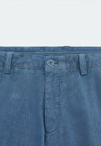 Massimo Dutti - Shorts - blue - 2
