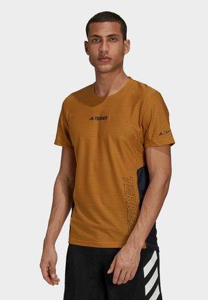 TERREX PARLEY AGRAVIC  - Print T-shirt - brown