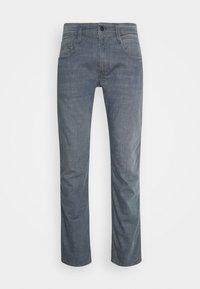 Replay - ANBASS LITE - Straight leg jeans - medium grey - 4