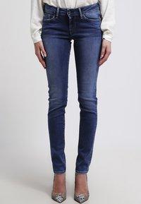 Pepe Jeans - SOHO - Jeans Skinny - blue denim - 0