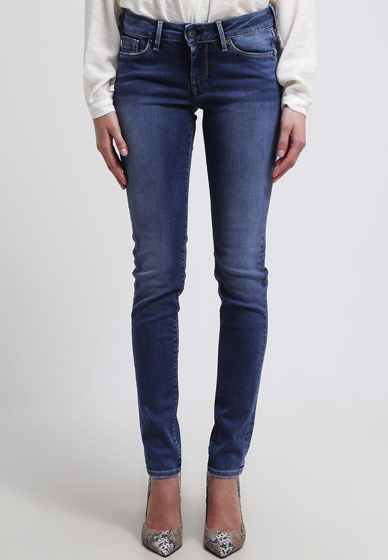 Pepe Jeans - SOHO - Jeans Skinny - blue denim
