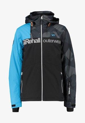 CREAK - Snowboard jacket - blue
