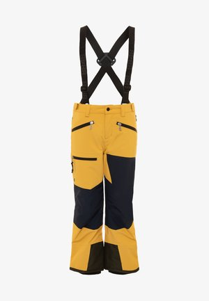 CODY PANT - Snow pants - mustard