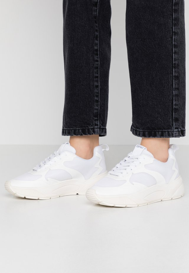 MISHA   - Trainers - white