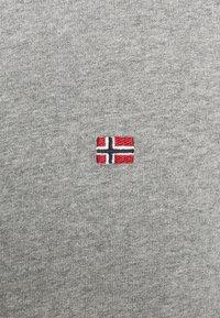 Napapijri - BALIS - Sweatshirt - medium grey melange - 5