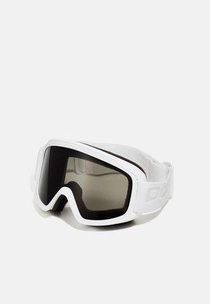 OPSIN UNISEX - Ski goggles - all white