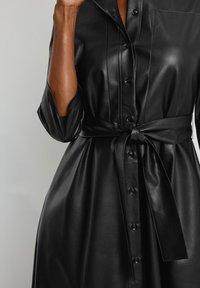 Gerry Weber - Shirt dress - schwarz - 1