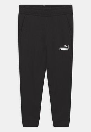 LOGO PANTS UNISEX - Teplákové kalhoty - black