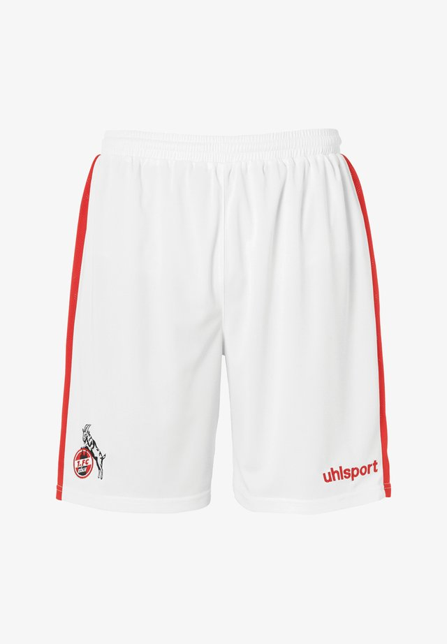 FC KÖLN  - Korte broeken - weiss