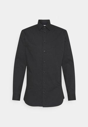 SLHSLIMETHAN SHIRT CLASSIC - Kostymskjorta - black