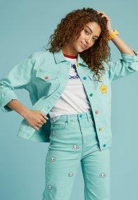 Guess - Denim jacket - himmelblau - 0