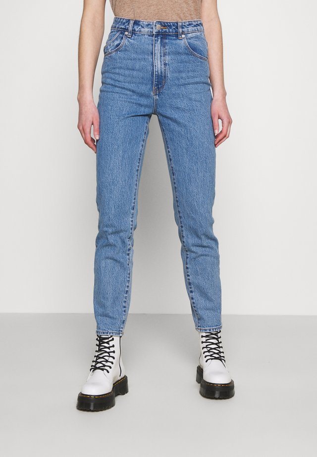 DUSTERS - Slim fit jeans - cindy blue