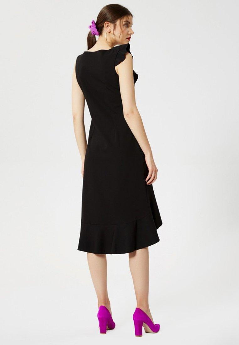 myMo at night Cocktailkleid/festliches Kleid black/schwarz