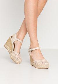 Refresh - High heels - beige - 0