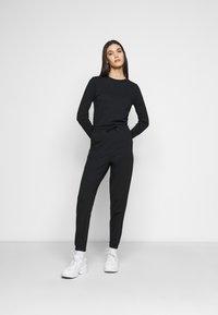 Even&Odd Tall - Jumpsuit - black - 0