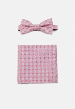 JACPINKO BOWTIE BOX SET - Bow tie - raspberry rose
