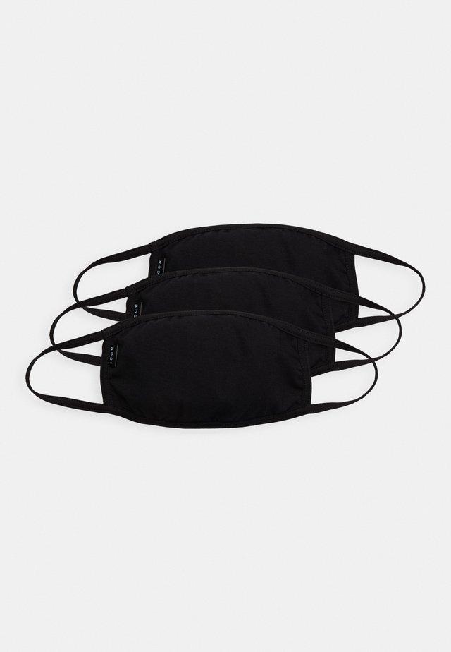 COMMUNITY MASK 3 PACK - Community mask - black