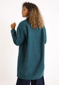 Pimkie - Płaszcz wełniany /Płaszcz klasyczny - blau - 2