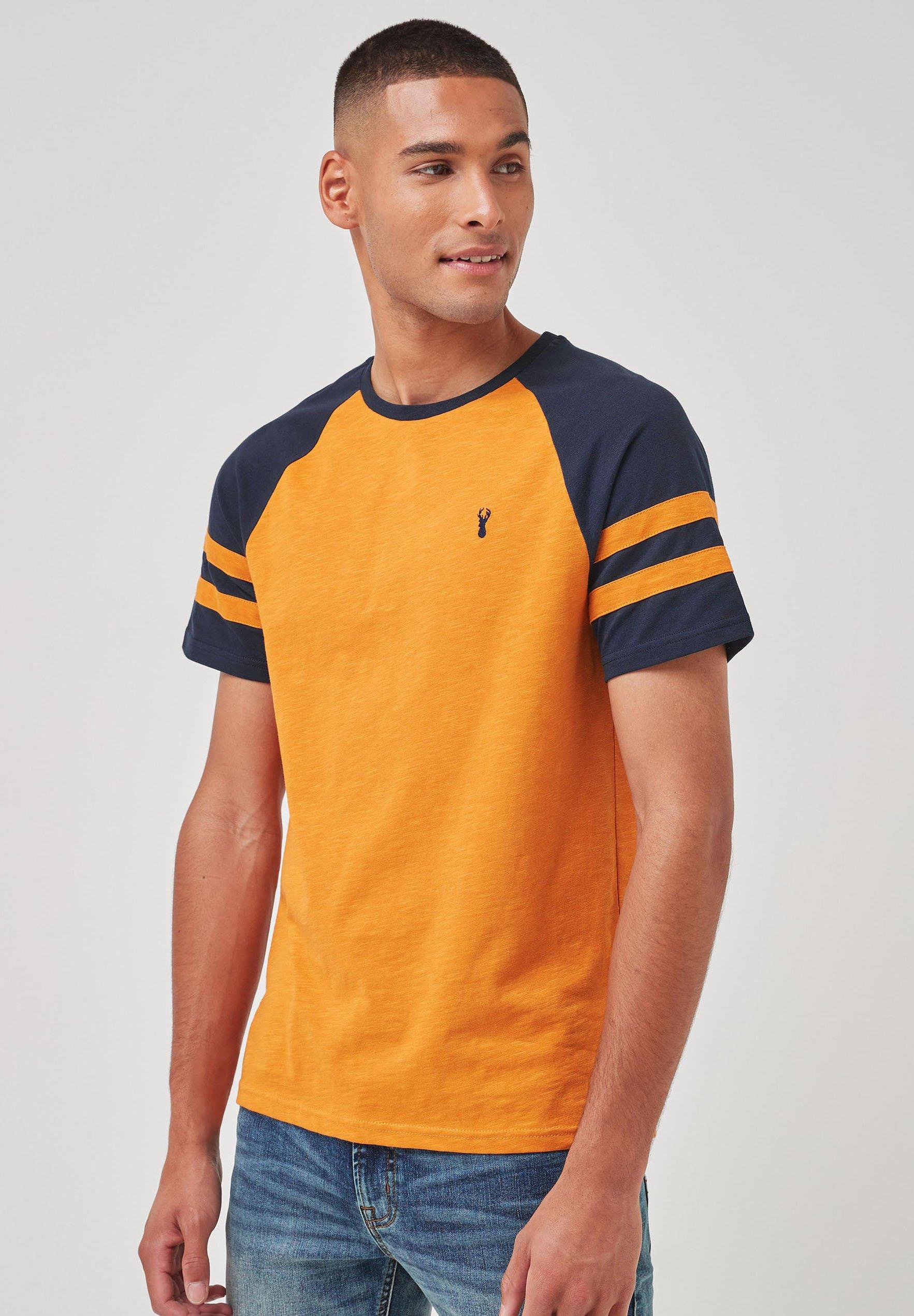 Herren RAGLAN SLEEVE - T-Shirt print