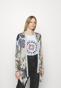 Desigual - PO - Kardigan - light grey - 0