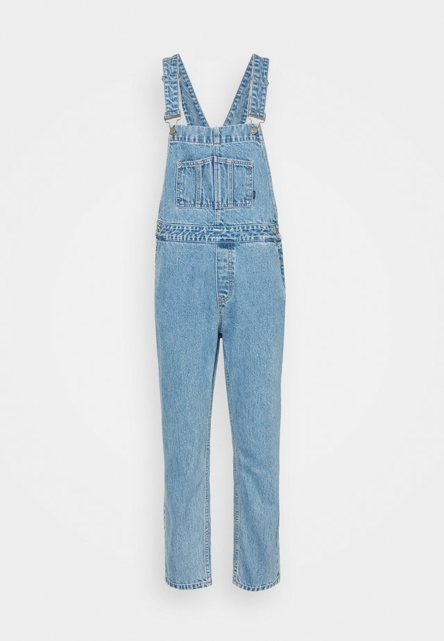 DARCY DUNGAREES - Lacláče - light retro