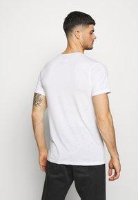 Nerve - NEPAL TEE - Print T-shirt - white - 2