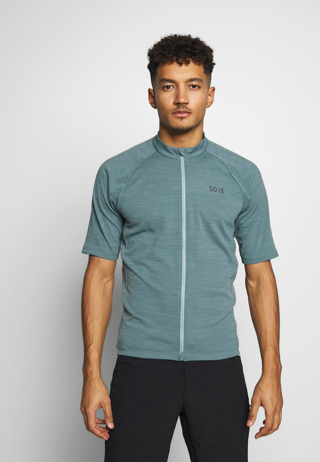 TRIKOT - Camiseta básica - nordic blue