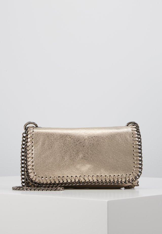 MALVA - Sac bandoulière - gold