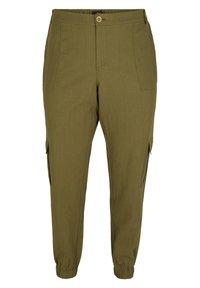 Zizzi - Trousers - green - 0