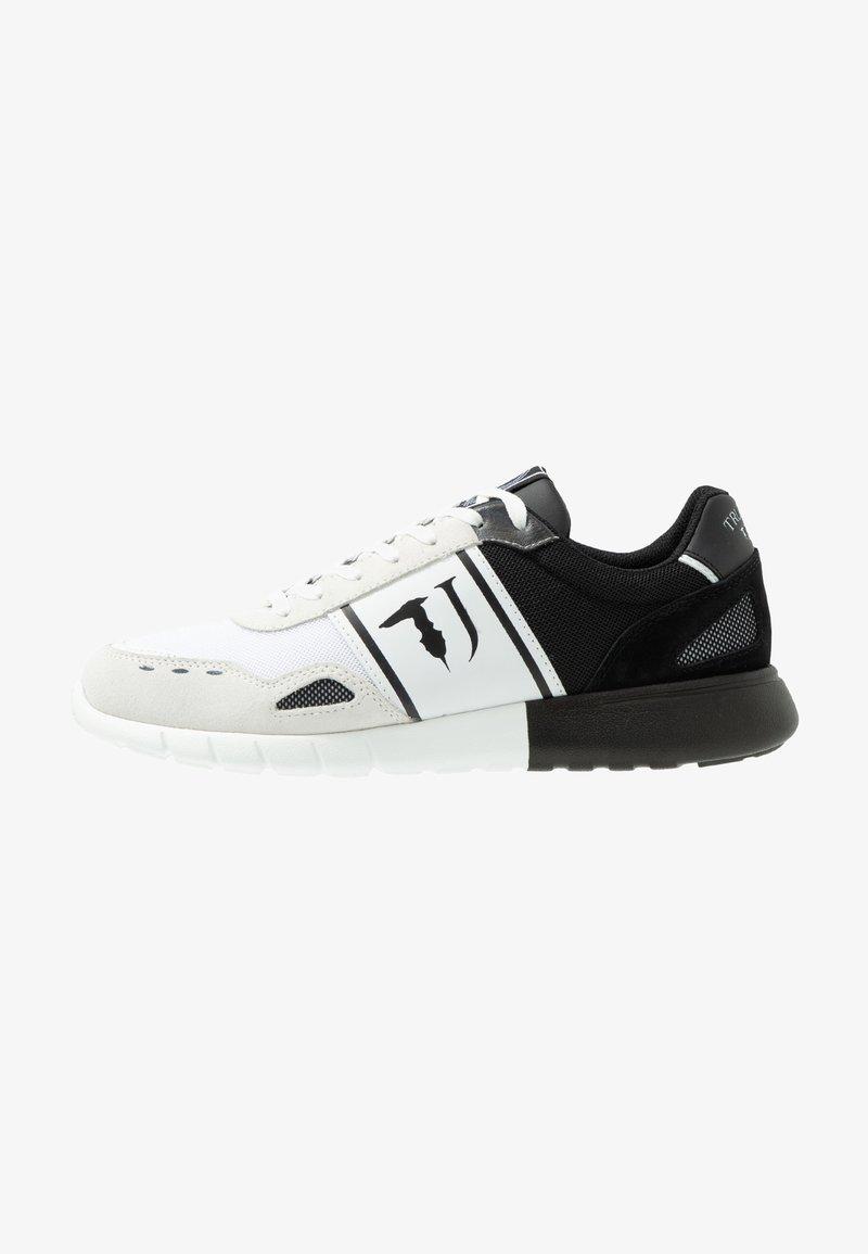Trussardi Jeans - Sneakers - white/black
