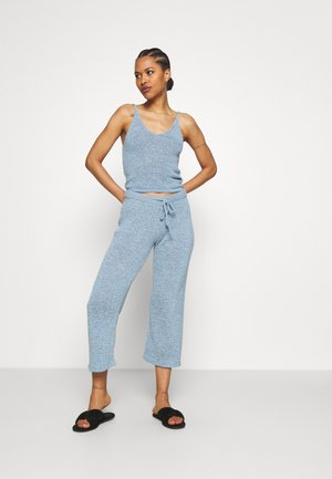 SUMMER LOUNGE SET - Pyjama set - glacier blue