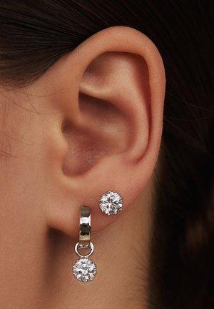 Boucles d'oreilles - silber