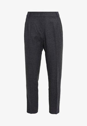 NARVIK - Spodnie materiałowe - anthrazit