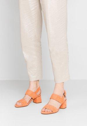 ANDIA - Sandals - orange