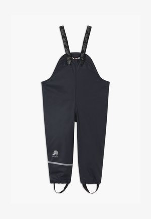 RAINWEAR  - Rain trousers - dark navy