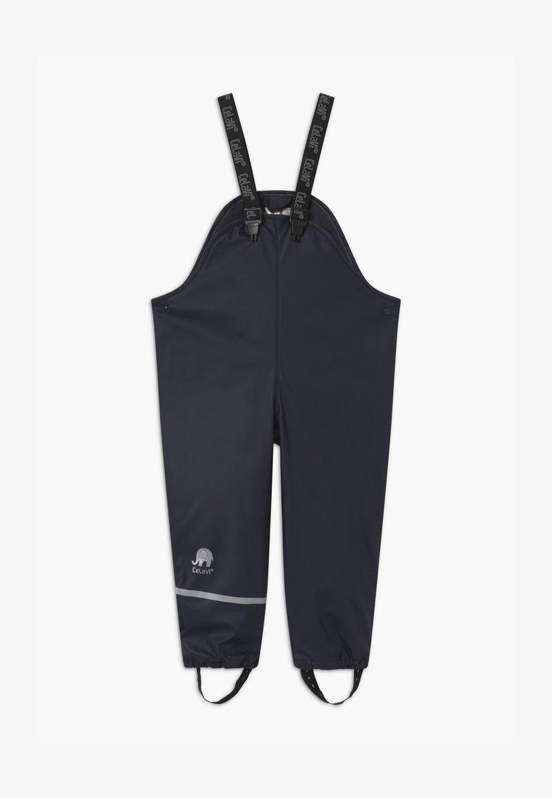 CeLaVi - RAINWEAR  - Rain trousers - dark navy