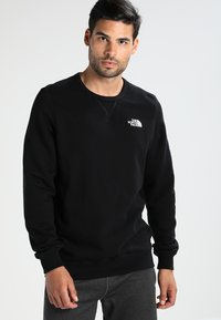 The North Face - STREET - Sweater - black/white - 0