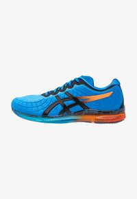 ASICS - GEL-QUANTUM INFINITY - Neutrální běžecké boty - electric blue/black - 0