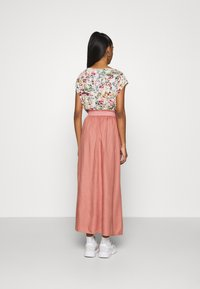 ONLY - Pleated skirt - ash rose - 2