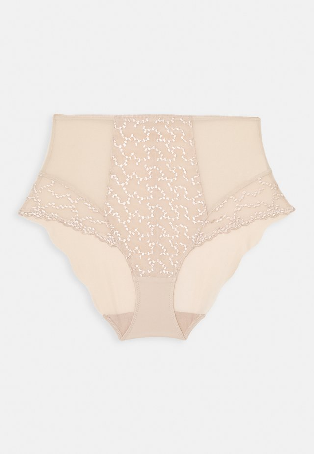ANA HIGH WAIST BRIEF - Alushousut - natural beige
