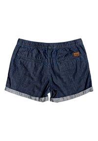 Roxy - MILADY  - Denim shorts - dark indigo - 5