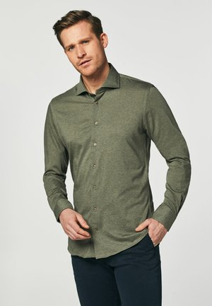 SLIM FIT - Chemise - green