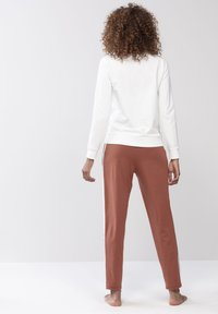 Mey - Pyjama bottoms - brown coffee - 1