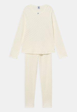 Pyjama set - marshmallow/polochon