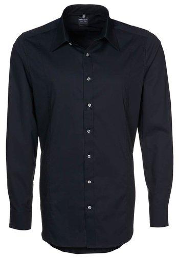 BODY FIT ITALIEN  - Formal shirt - black