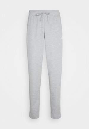 MUST HAVES AEROREADY SPORTS REGULAR PANTS - Tracksuit bottoms - mottled dark grey