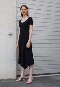 Theory - DRESS - Day dress - black - 2