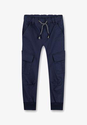 OCEAN FRIENDS - Cargo trousers - blau