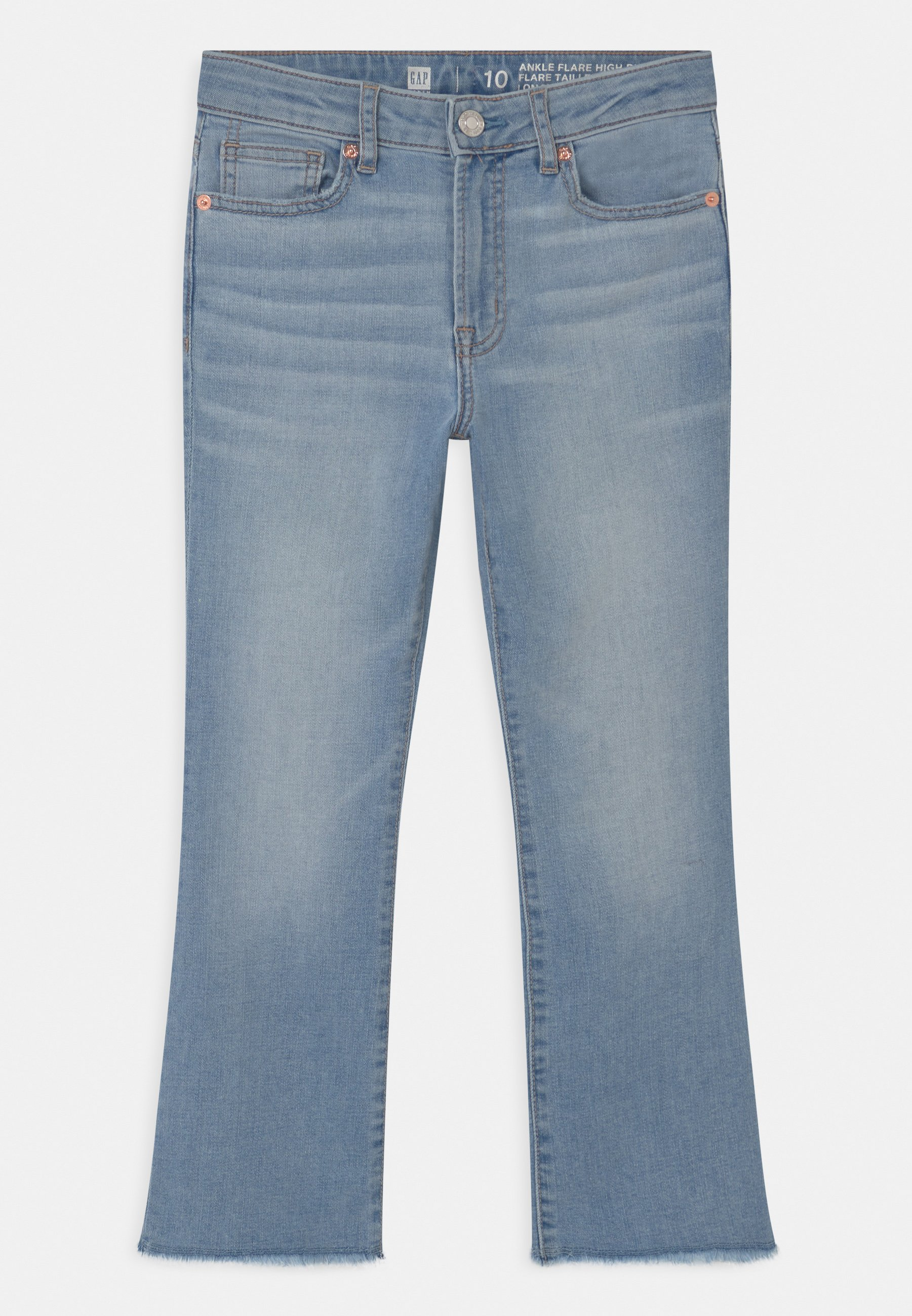 Kids GIRL ANKLE  - Bootcut jeans